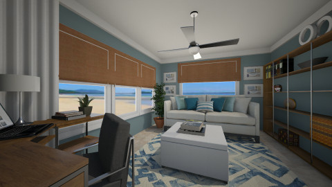 BaseDen4Carola - Modern - Office  - by channing4