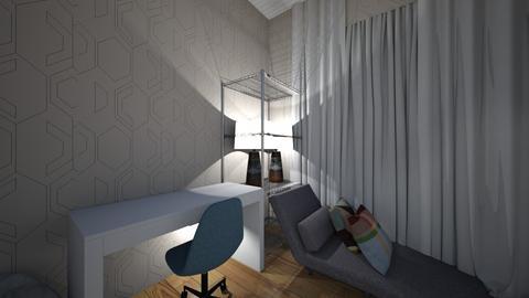 room_designing_1 - Classic - Bedroom  - by Chu_yu_950823