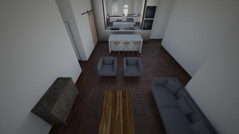 Home R 1 - Living room - by Niva T