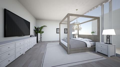 bedroom - Modern - Bedroom  - by rat kenneddyyy