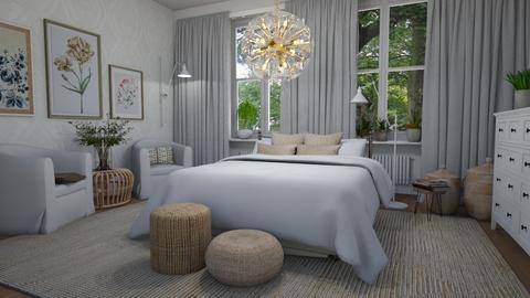 Chandelier - Bedroom  - by Thrud45