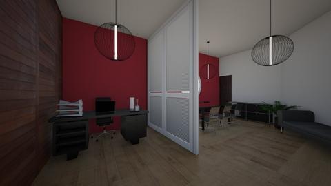 Em Obras Office - Office  - by raissa_santos18