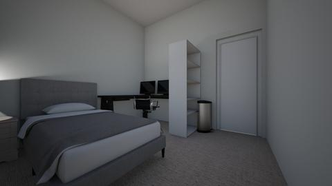 judes room - Bedroom  - by Runic