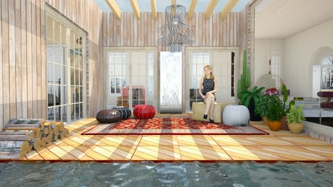 dutch vacation home - Rustic - by Samantha Ruoff