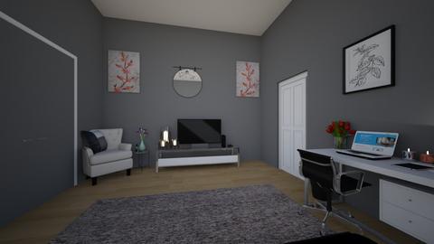 Abbi Moorhouse 2 - Bedroom  - by Moorhoa20