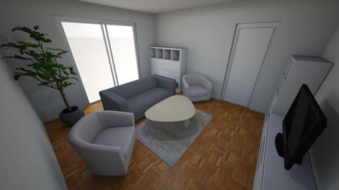 Salon 2 - Living room  - by Altano