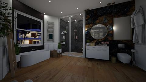 Bathroom Dreams - Bathroom  - by rea sabs