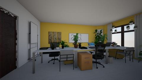 Bureau vooraan RO Rix - Office  - by TOPSKIM