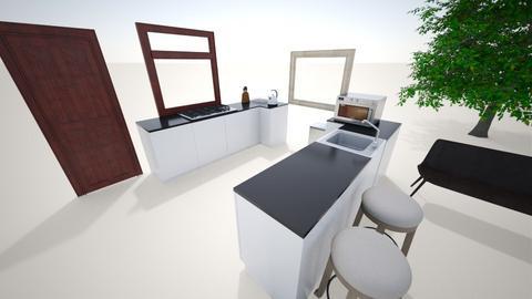 Kasuus - Kitchen  - by shehansrs