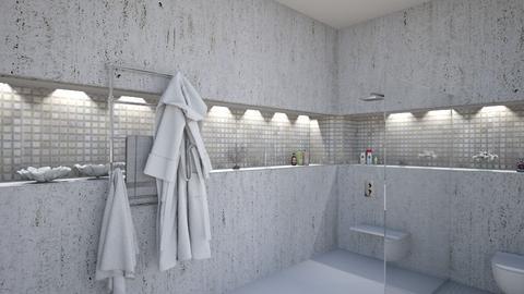 Thailand Dream II - Modern - Bathroom - by Claudia Correia