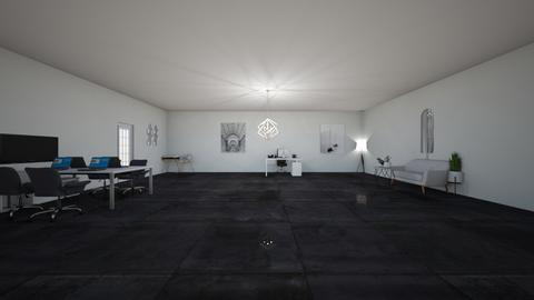 huda11 - Office  - by Huda11