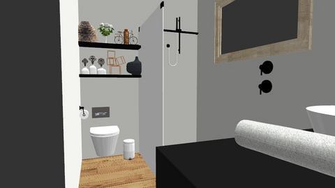 Bathroom Remodel - Modern - Bathroom  - by Daisy C