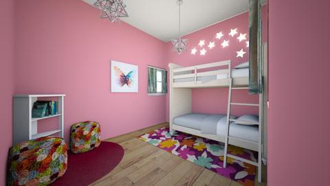 Kids Textile room - Kids room  - by nylanokta