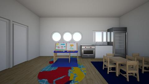 Toddler Room - Kids room  - by PeggySue Swanson