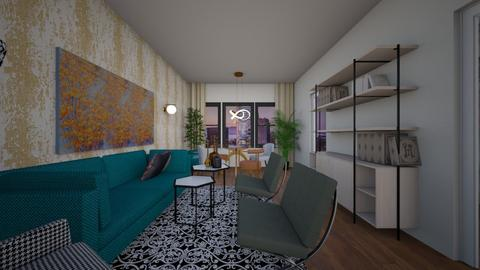 MB 10a1 apartment - Glamour - by Raymond Hill_Crate and Barrel_SFCA
