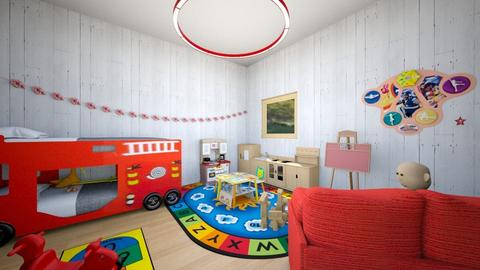 kidsbedroom - Kids room - by Emma_04