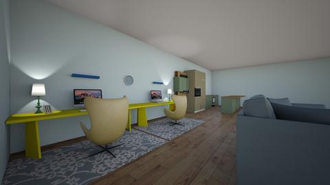 YBG office - Office - by designermars