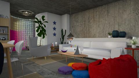 To Sir T Conran II - Modern - Living room  - by LuzMa HL