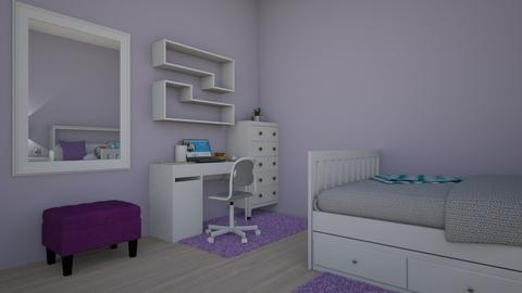dream bedroom can be real - Feminine - Bedroom  - by BTSfangirl
