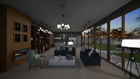 Living Room  - Modern - Living room  - by ritapireva