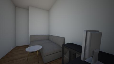 soba - Bedroom  - by biliki