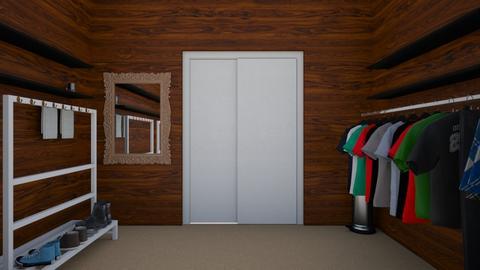 SpgCty Mansion Coats - Modern - by alonatech_2nd