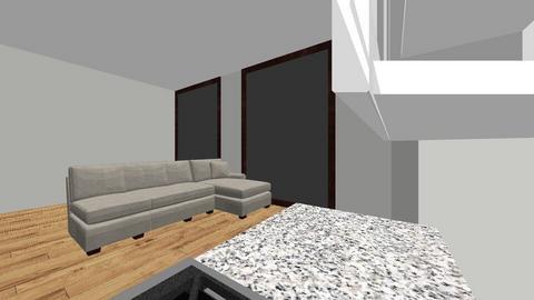 VELDBRUG - Living room  - by gwendolyndeko