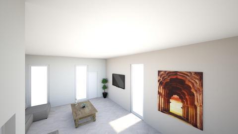 hoi - Living room  - by mwelleweerd