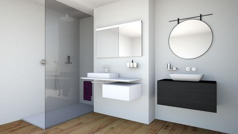 v - Bathroom  - by Bar120
