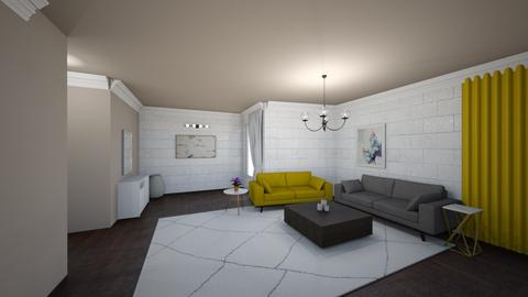 Aswium_LivingRoom - Living room  - by sfurkan
