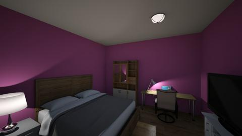 nadhira - Bedroom  - by plow654l