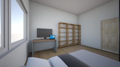 My room - Modern - Bedroom - by YO_LO