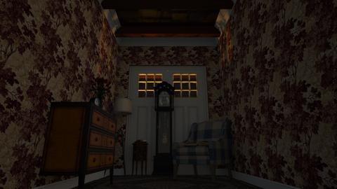 The secret door - Country - Living room  - by HenkRetro1960