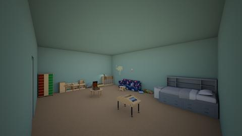 Vaughn Flint - Bedroom - by RitchieValens640