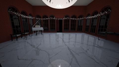 Garden Ballroom - Glamour - by KajsaRain