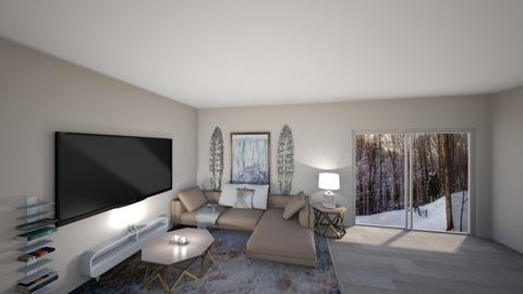design - Living room - by yamz