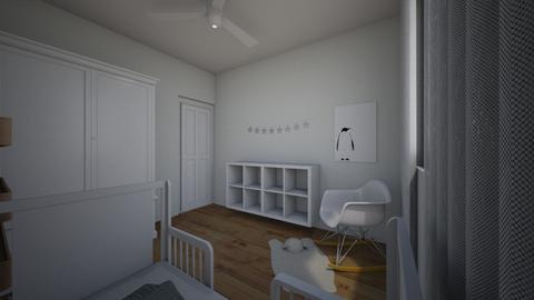 Danielle Gordon 3 - Kids room  - by erlichroni