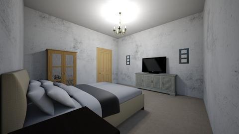 bedroom me - by saddamcnx