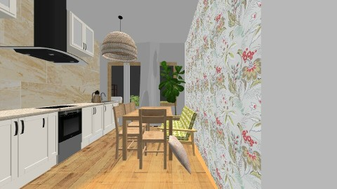 our lovely house - Classic - Kitchen  - by allegiance123