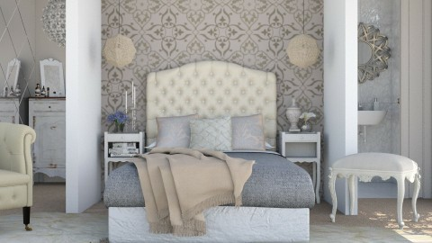 Glamour Tilly - Glamour - Bedroom  - by Liu Kovac