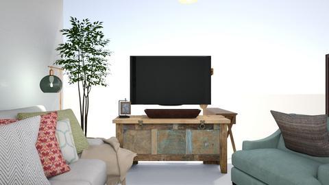 הביתה - Living room  - by meital siman tov