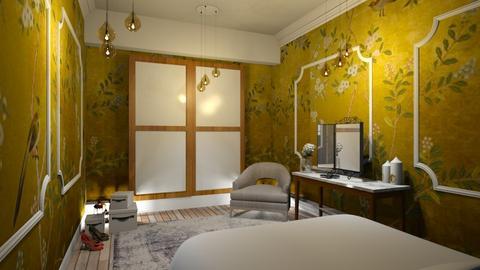 far east - Modern - Bedroom - by Ripley86