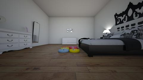 lezly - Country - Bedroom  - by julissa y ari