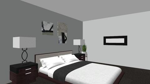 Bedroom - Modern - Bedroom  - by Ari Luna