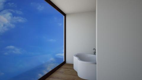 1e verdieping optie 2 - by Kelsey van den Bogaard