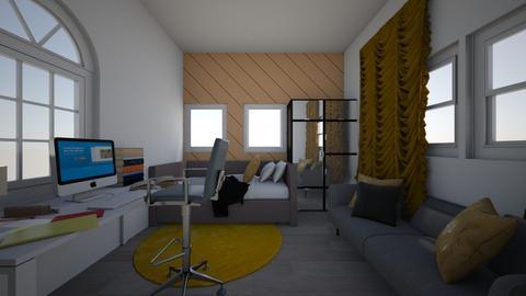 Elegant Room - Modern - Bedroom  - by Agamanta
