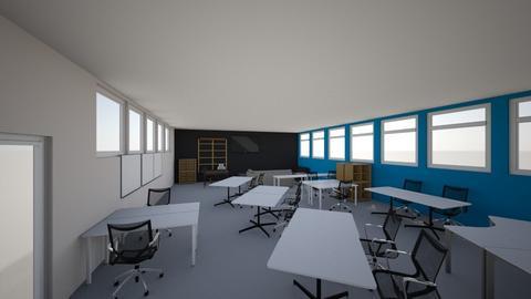 classroom - by vikycutchie