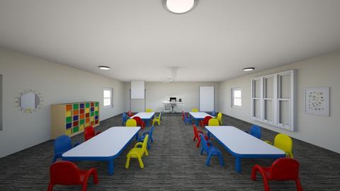Personal Classroom - Classic - by Katekupzyk