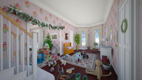 Natale - Rustic - by ilpiccio