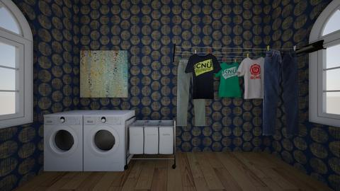 Laundry room - by Twizzlerz